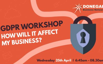 Marketing and GDPR Breakfast Event 25th April