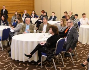 Business owners at the Donegal Business Network (DBN) General Data Protection Regulation (GPDR) workshop the Radisson Hotel Letterkenny on Wednesday morning. Photo Clive Wasson