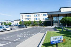 Foyle Business Network visit DBN