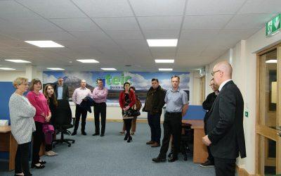 Photos from Meeting in Gweedore at Áislann Ghaoth Dobhair