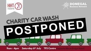 DBN postponed - car-wash
