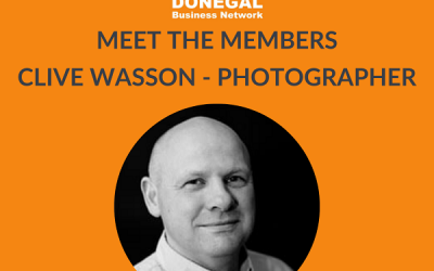 Meet the Members – Clive Wasson