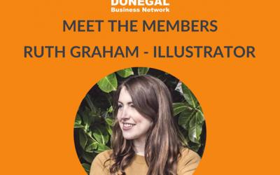 Meet the Members – Ruth Graham Illustrator