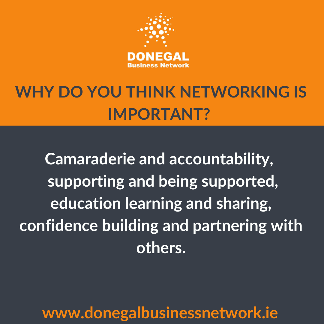 Why is Networking important